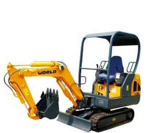 1.8 Ton Hydraulic Mini Excavator (W218)
