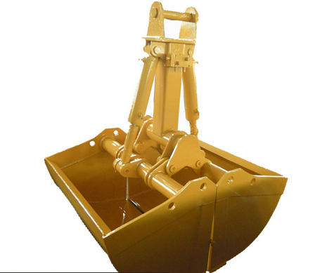 Excavator Hydraulic Clamp, Clam-Shell Hydraulic