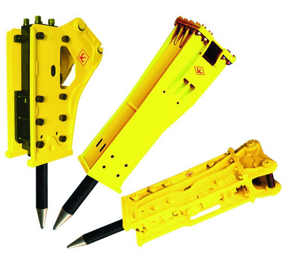 Hydraulic Breaker Hammer Manufacturer for Drilling