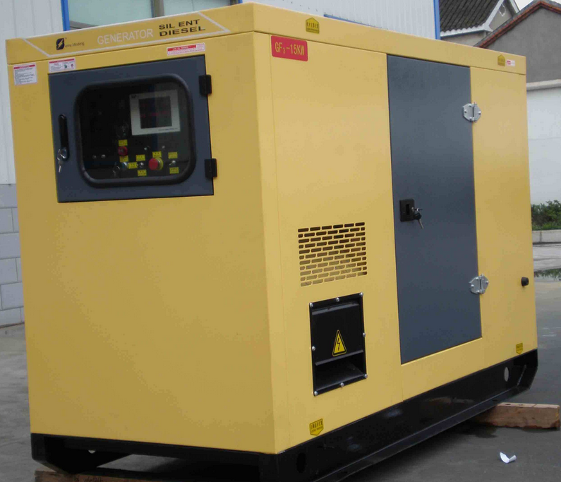 20kVA~1718kVA Super Silent Diesel Power Generator with Cummins Engine