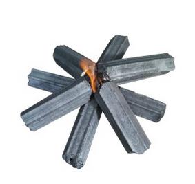 BBQ Charcoal/Hard Wood Charcoal/Hexagon Shape Hardwood Briquette Charcoal