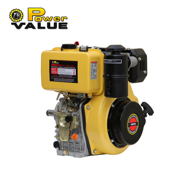 Power Value Single Cylinder Air Cooled Diesel Engine 4-Cylinder Diesel Engine for Sale