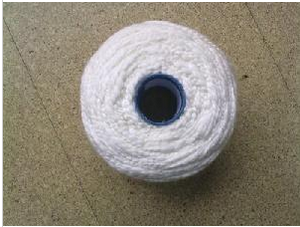 Acrylic Yarn of Slub (1.0nm)
