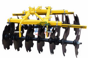 Farm Machine Disc Harrow with 18HP Sjh Tractor