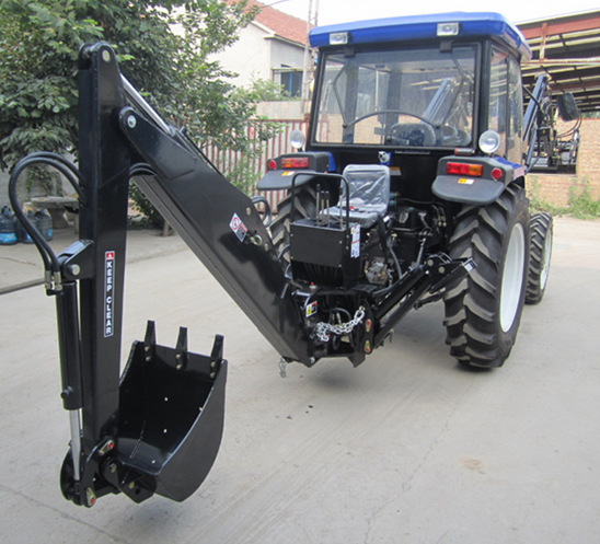 Low Price Tractor Pto 3 Point Hitch Backhoe