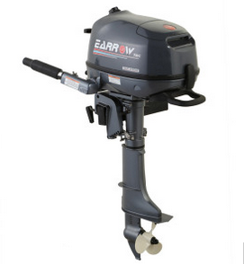 Outboard Motor of Four Stroke 4HP