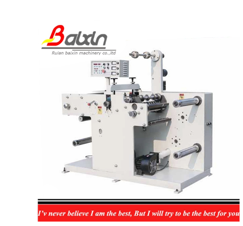 Small Label Slitting Machine Slitting Label Paper