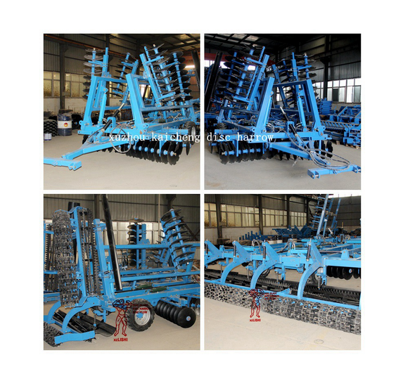 Farm Equipment Combined Land Soil Preparation Disc Harrow