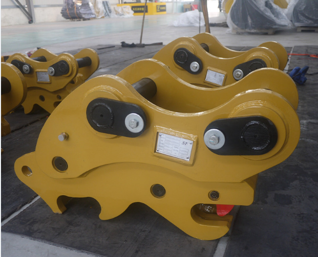 Excavator Parts Hydraulic Quick Coupler