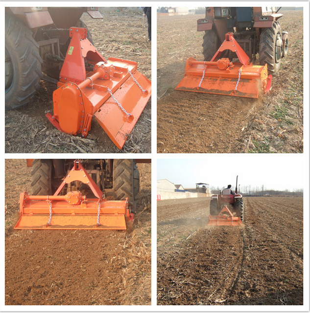 European Standard Pto Side Box Driven Ce Approved Heavy Agricultural/Farm Rotary Cultivator (1GLN-85,1GLN-125,1GLN-140,1GLN-150,1GLN-160,1GLN-180,1GLN-200)