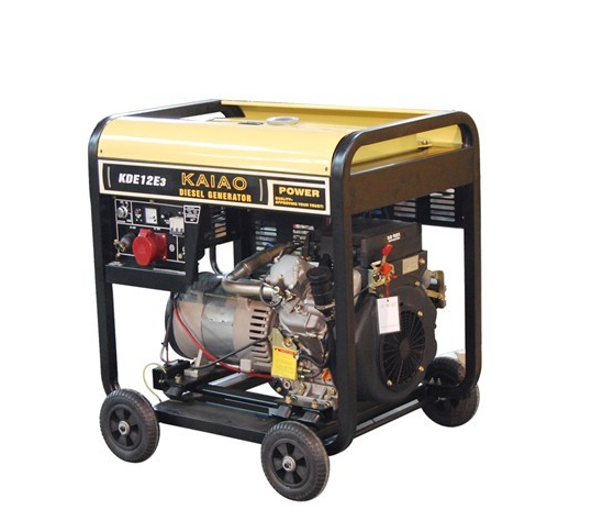 10kVA Protable Diesel Generator Open Frame Kde12e3 buying leads