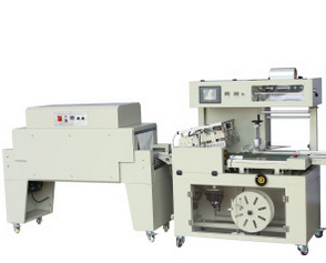 CE Aproved Small Automatic L Sealer Shrink Tunnel Machine