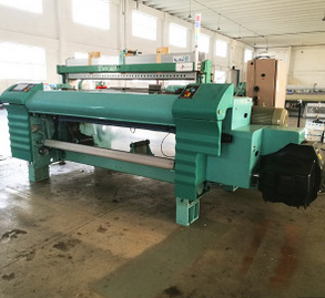 190cm Air Jet Loom with Four Color Staubli Dobby