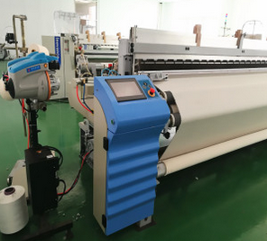 Yinchun Type Cotton Fabric Air Jet Loom Weaving Machines Price