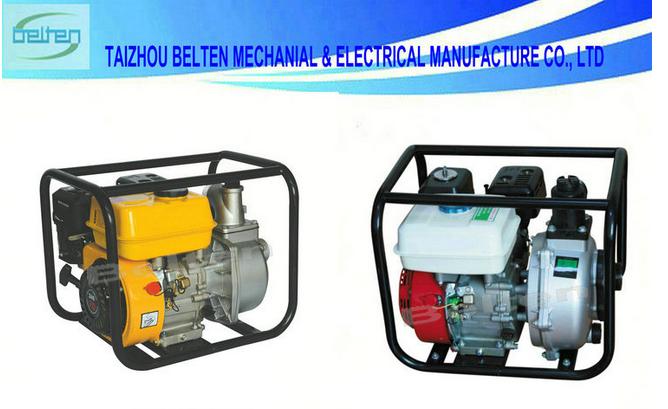 5.5HP 6.5HP 13HP Gasoline Water Pump