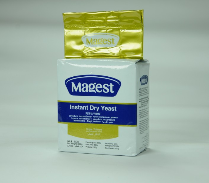 Magest Sugar-tolerant Instant Live Yeast For Bread, Magest Yeast