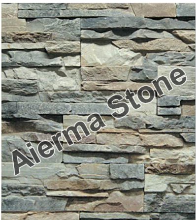 Cultured Stone, Concrete Stone, for Wall Decoration (ATA)
