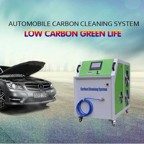 CCS1500 15mins Hho Engine Carbon Cleaner Car Engine Decarbonizing Machine