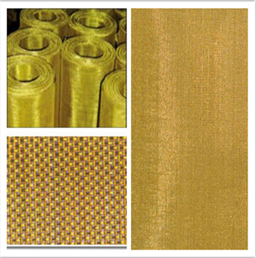 Brass Wire Mesh/Filter Screen Supplier