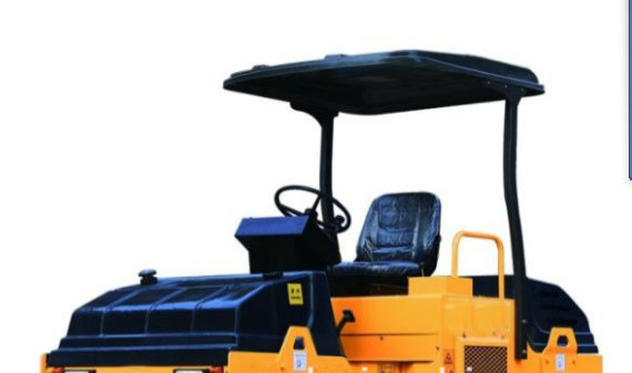 3 Ton Double Drums Vibratory Pavement Roller