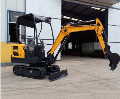 Multifunction Mini Excavator 1.8ton (SE18) for Farming, Civic Building, Gardening