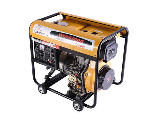 CE Certificate High Quality 5kw Diesel Generator (WH5500DG) buying leads
