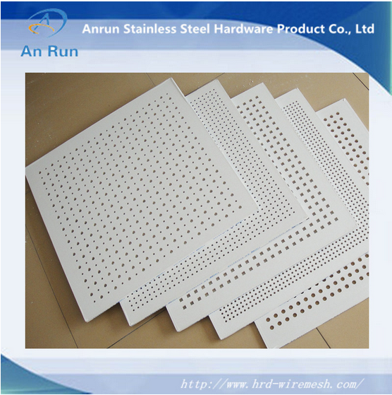 Powder Coated Perforated Metal Ceiling