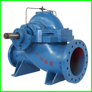 High Flow Rate Centrifugal Pumps with Volute Centrifugal Type