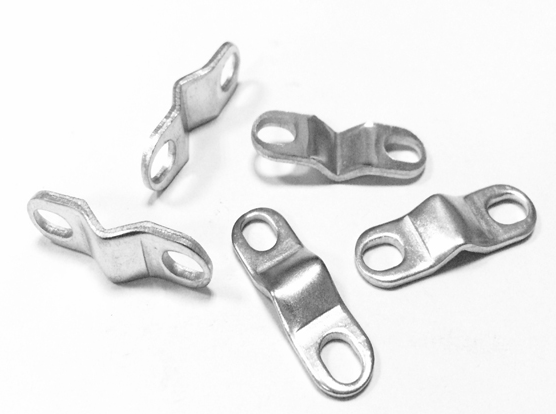 Stainless Steel Polished Stamping Part for Door / Window