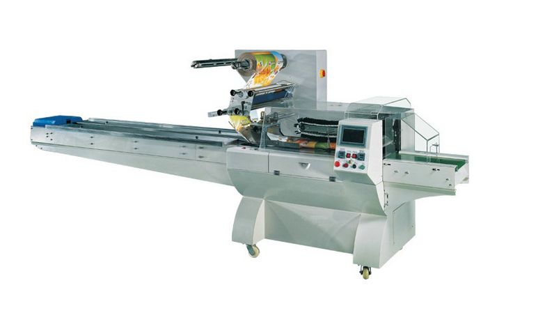 Automatic Plastic & Hardware Bag Packing Machine / Packaging Equipment
