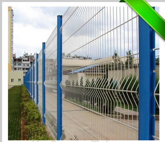 Anping Factory pvc coated Galvanized garden chain link fence for construction