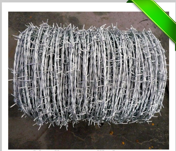 galvanized barbed wire price per roll Made In China
