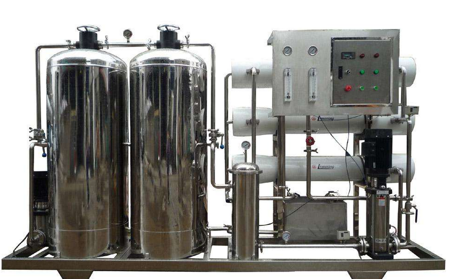 Automatic CE Standard RO System Water Treatment Equipment (JND-1000-RO)