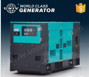 Silent Diesel Generator 180kw (US180E)