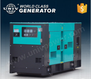 15kVA Vegetable Oil Generator Set (UT12E)