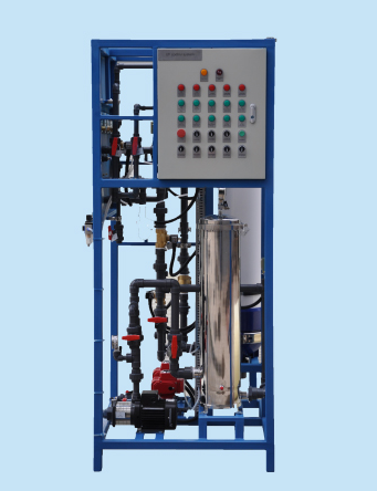 Aqucell Water Treatment Equipment (UF System) Supply Whole Technical Design