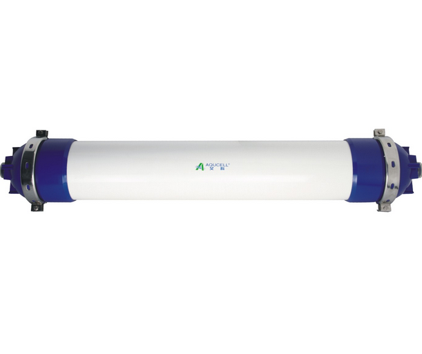 Hollow Fiber UF Membrane Aqu-250 Water Treatment Equipment