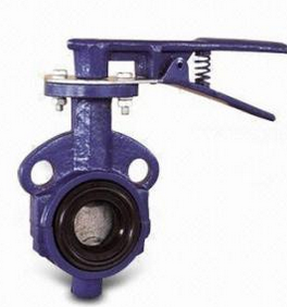 Split Type Butterfly Valve