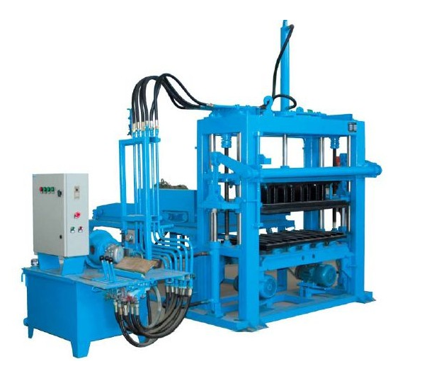 Zcjk Hydraulic Paving Block Making Machine Qty300