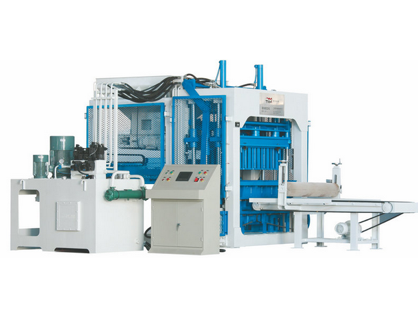 Qt6-15A Automatic Block Making Machine
