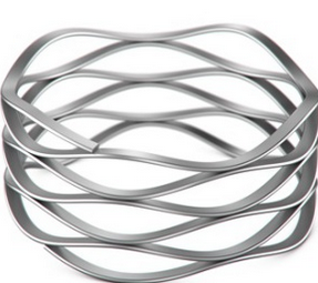 Custom Crest-to-Crest Wave Springs with Plain Ends buying leads