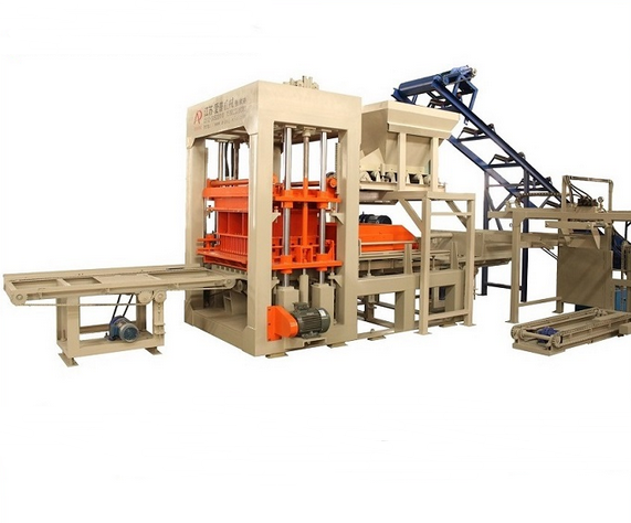 Automatic Brick Machine/Block Making Machine/Block Machine/Brick Making Machine