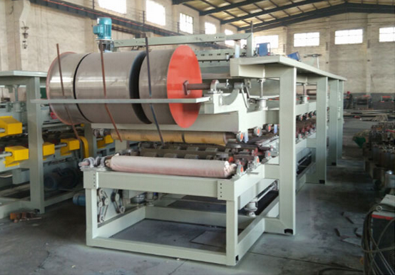 PLC Control Sandwich Panel Making Machine (HKY)