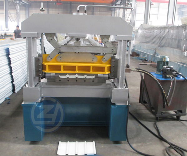 New Design Steel Profile Roll Forming Machine