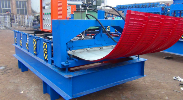 Electric Curving Making Machine