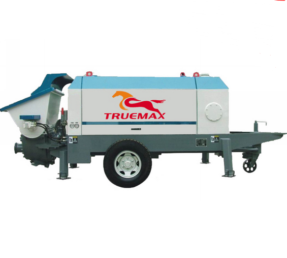 Expert Supplier Stationery Concrete Pump