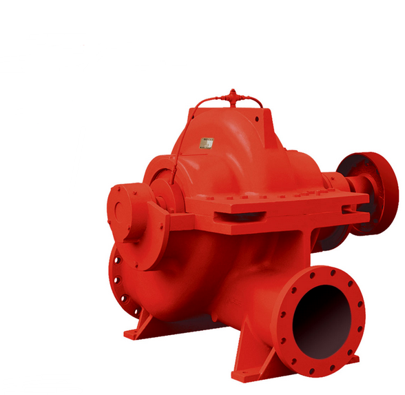 China First Fire-Fighting Centrifugal Pumps with UL Certificate