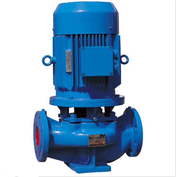 Vertical Single Stage End Suction Centrifugal Pump