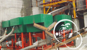Complete Gold, Manganese, Barite, Tungsten, Chrome Mining Production Line