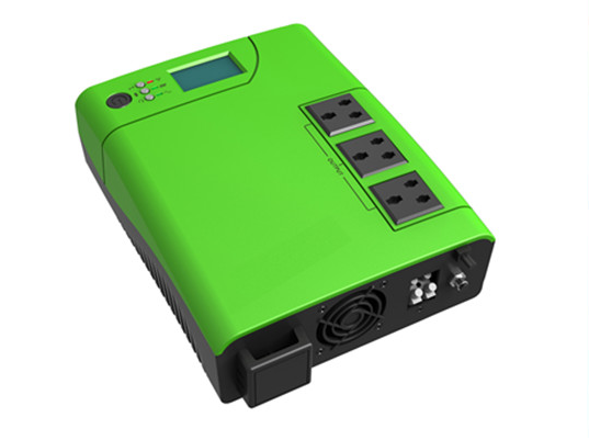 1.2kVA/720W/12VDC High Frequency Solar Power Inverter with Solar Controller